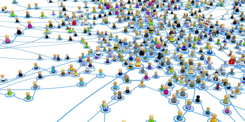 image of social-networking