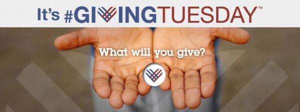 Which charity are you supporting with #GivingTuesday? Support DES Action USA