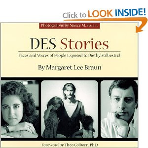 Faces and Voices of People exposed to Diethylstilbestrol... DES Stories, the Book... on Pinterest