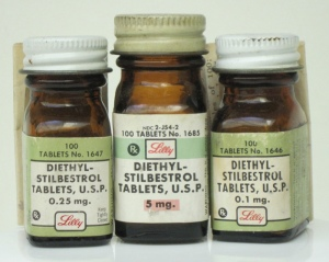 DiEthyl-Stilbestrol tablets by Drug Manufacturer Eli Lilly