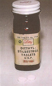 DiEthyl-Stilbestrol Tablets 25 mg by DES Drug Manufacturer #EliLilly @LillyPad