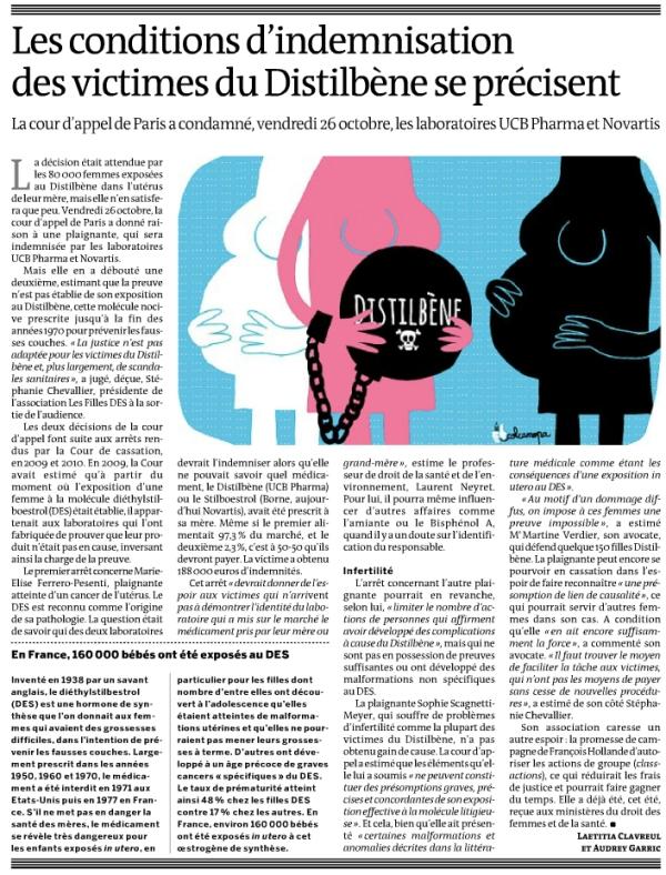 Le Monde du dimanche 28 et lundi 29 octobre 2012