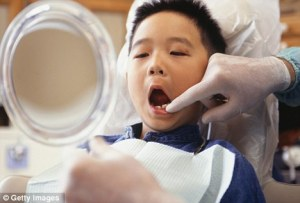 Chemicals found in dental fillings can make children behave badly, claims study