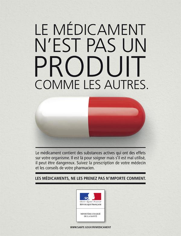 Le médicament n'est pas un produit comme les autres