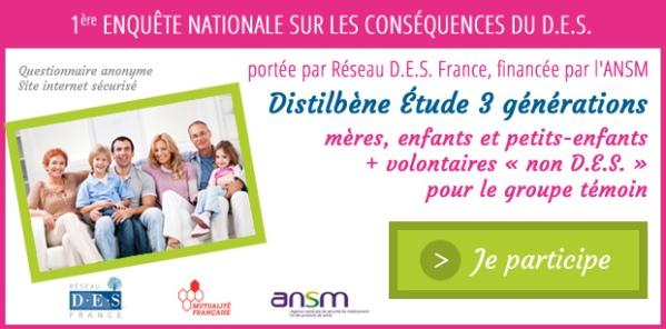 Distilbène Etude 3 Générations, portée par Réseau DES France et l'ANSM... sur Flickr