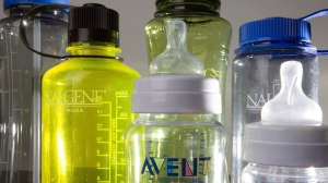 Bisphenol A #BPA detected in the urine of 95 per cent of Canadians, Health Canada Study says
