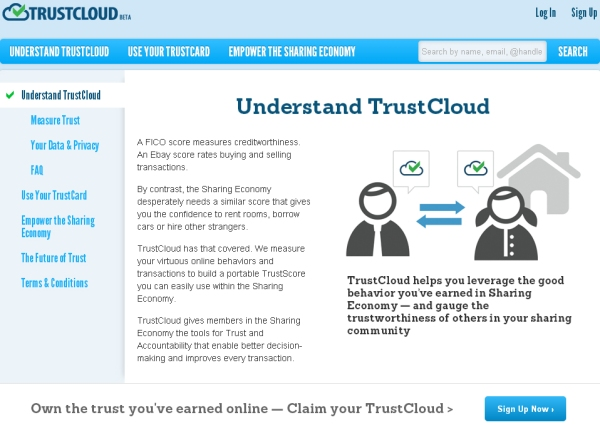 Join DES Daughter on TrustCloud and own the trust you've earned online...