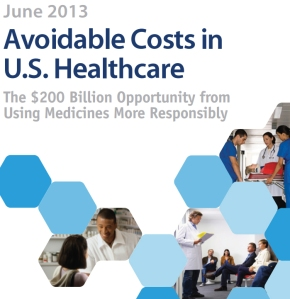IMS Health Study Identifies $200+ Billion Annual Opportunity from Using Medicines More Responsibly