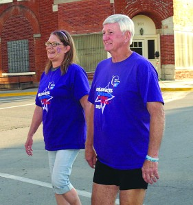 DES Daughter Lisa @LisaKRugman nominated 2013 Heroes of Hope for Ray County's Relay for Life Walk