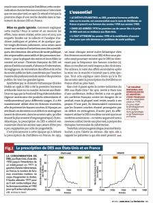 Le Distilbene en France un scandale au long cours Page n°2