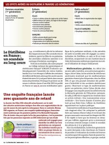 Le Distilbene en France un scandale au long cours Page n°3