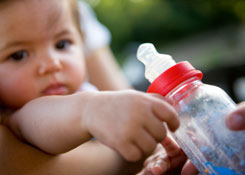 Baby Step Toward Full Ban on BPA in Food Packaging