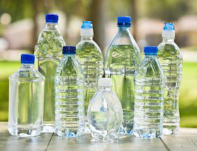 Hormone-disrupting chemical detected in bottled water