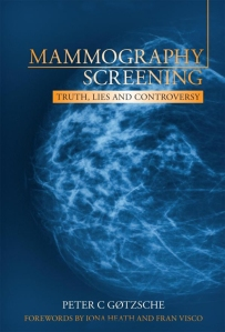 Mammography screening,  Truth, Lies and Controversy, by Peter C Gøtzsche, on Flickr