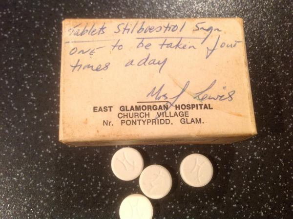 Stilboestrol 5 mg Box