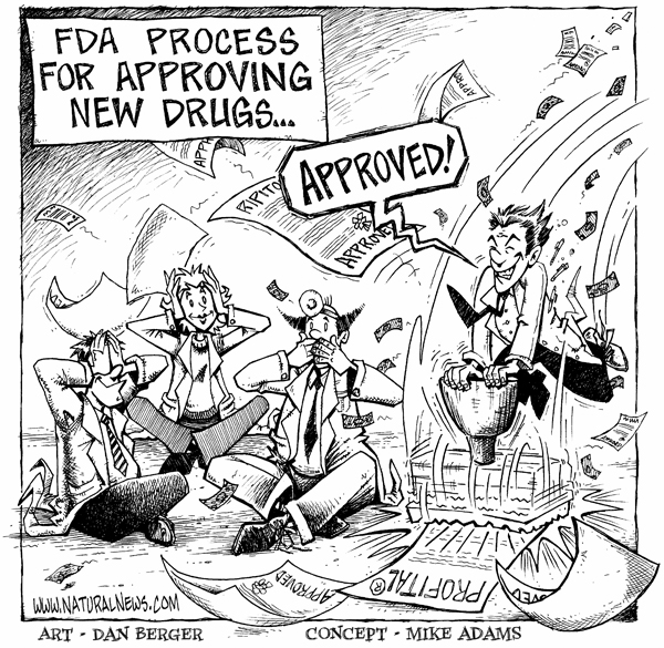 The FDA Process for approving New Drugs