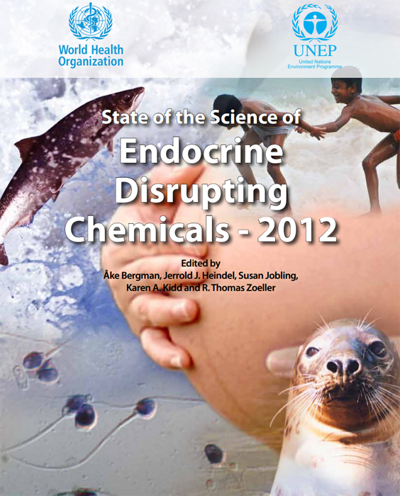 State of the Science of Endocrine Disrupting Chemicals – 2012