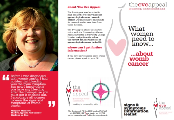 Womb Cancer Information Leaflet