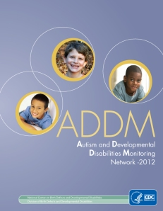 Community Report From the Autism and Developmental Disabilities Monitoring, ADDM Network 2012