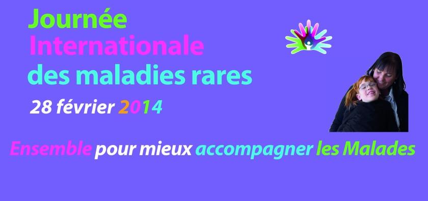 7E JOURNÉE INTERNATIONALE DES MALADIES RARES banner