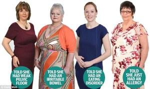 Why did it take so long for these women to learn they had cancer? They were fobbed off with wrong diagnoses, and the consequences have been devastating