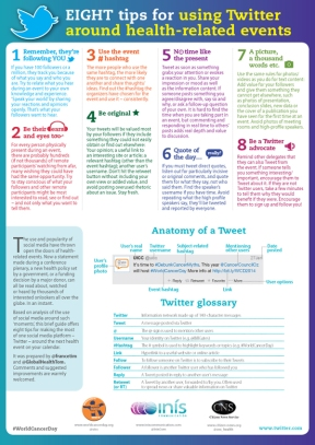 8_Twitter_tips_for_WorldCancerDay infographics