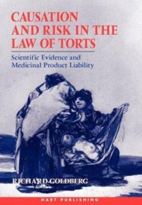 image of Causation and Risk in the Law of Torts book cover