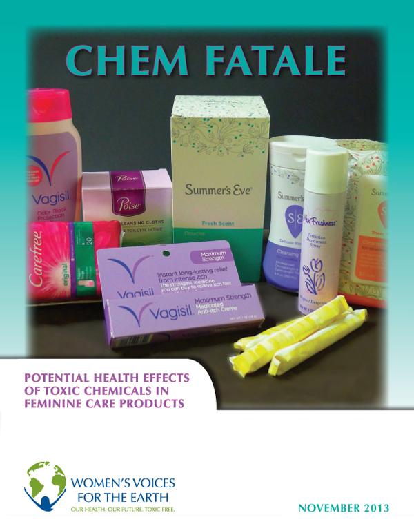 Chem Fatale Report front cover image