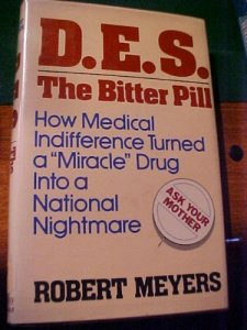 image of the book DES the bitter pill