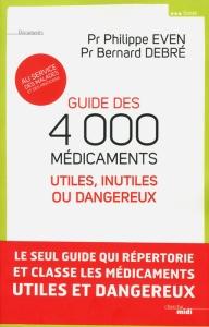 image du livre Guide-des-4000-medicaments