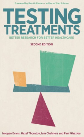 image of Testing Treatments Interactive Book