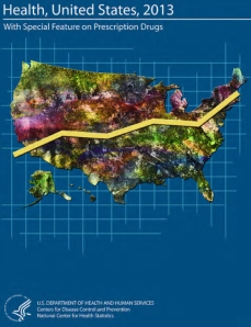 Health, United States, 2013 cover image