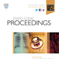 Mayo Proceedings twitter logo