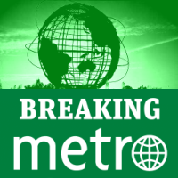 Metro News Canada twitter logo