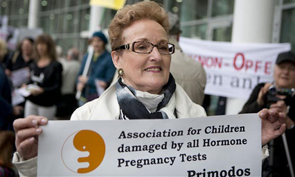 Primodos, the Hormone Pregnancy Test which caused Birth Defects and devastated Lives @sarahrainey4