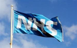 NHS flag image