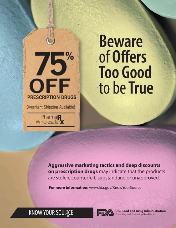 Beware of Offers flyer image