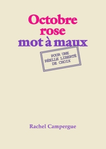 Octobre rose mot à maux, book cover image