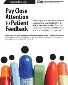 image of Pay close attention to patient feedback flyer