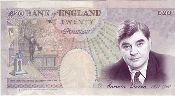 Nye-Bevan-NHS-founder image