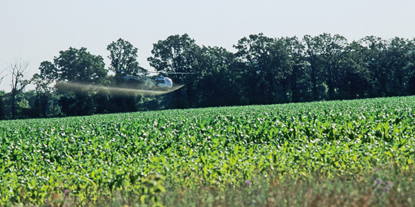 Pesticide-Spraying image