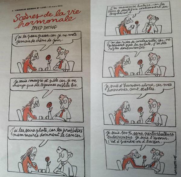 Scènes-de-la-Vie-Hormonale comics image