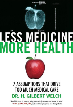 Less-Medicine book cover image