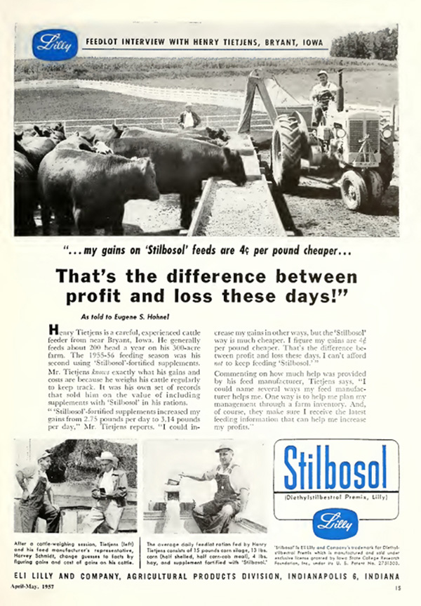 stilbosol-advert-1957 image