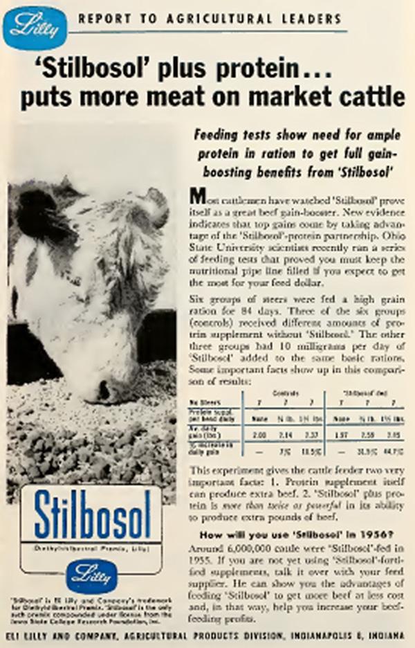image of stillbosol advert