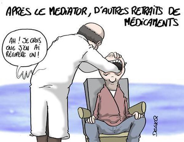 cartoon de retrait-de-médicaments