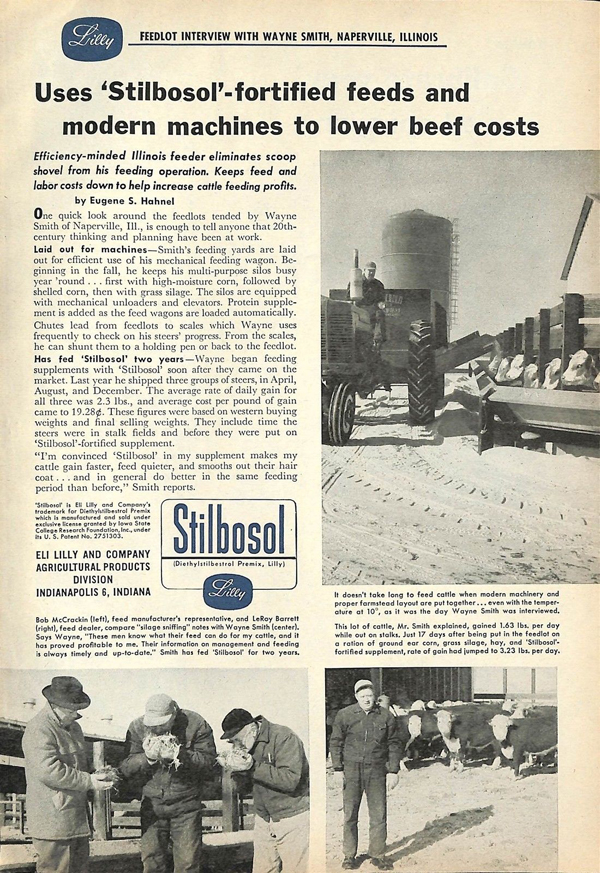 Image of Stilbosol-1957-advert