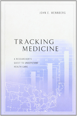 Tracking-Medicine book cover image