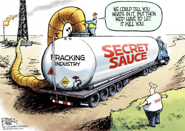 fracking-secret-sauce cartoon