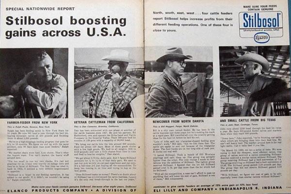 image of a stilbosol-1962-advert